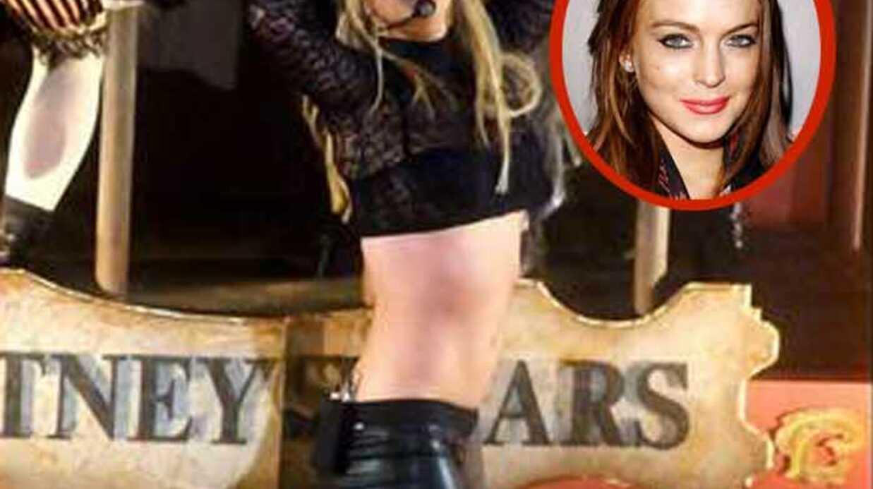 La famille de Britney Spears clashe Lindsay Lohan à Londres