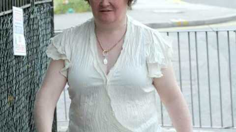 Susan Boyle aurait signé avec l'agent de U2