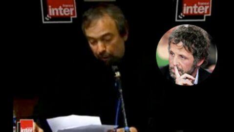 Didier Porte: pas de soutien de Stéphane Guillon