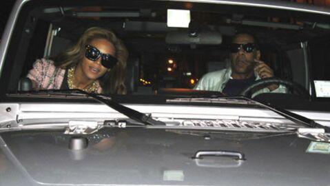 L'escapade secrète de Beyonce et Jay Z