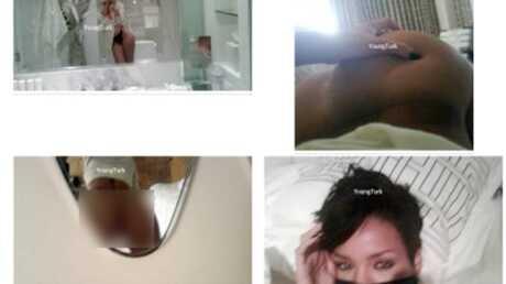 Photos sexy de Rihanna nue, l'aveu