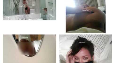 Scoop : des photos hot et sexy de Rihanna nue sur le net ?