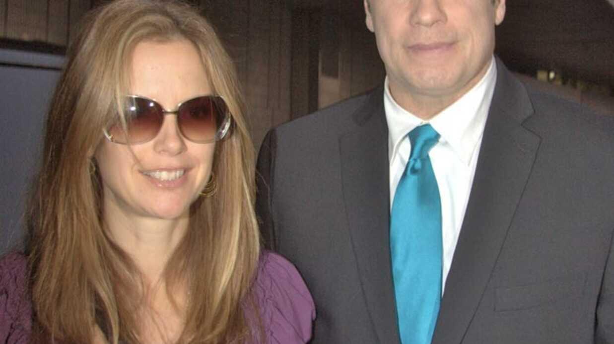 John Travolta: son fils devrait s'appeler Benjamin