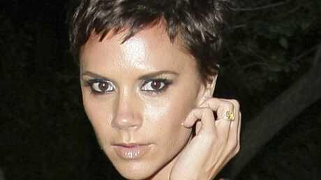 Victoria Beckham: de la fiente d'oiseau pour sa peau