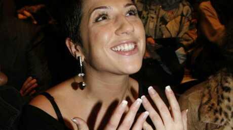Diam's: mariée et voilée dans Paris-Match