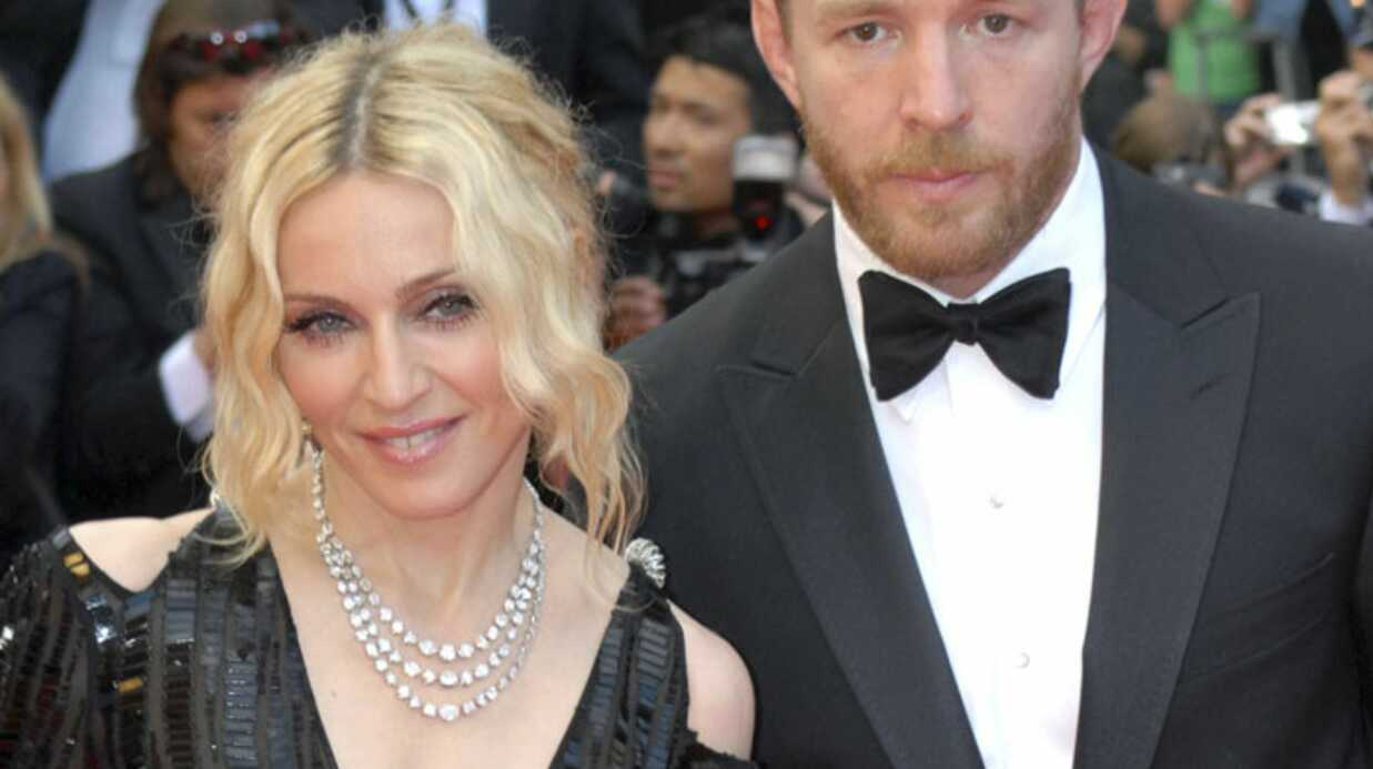Guy Ritchie aime toujours Madonna