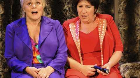 Muriel Robin: au théâtre Marigny dans Les dialogues