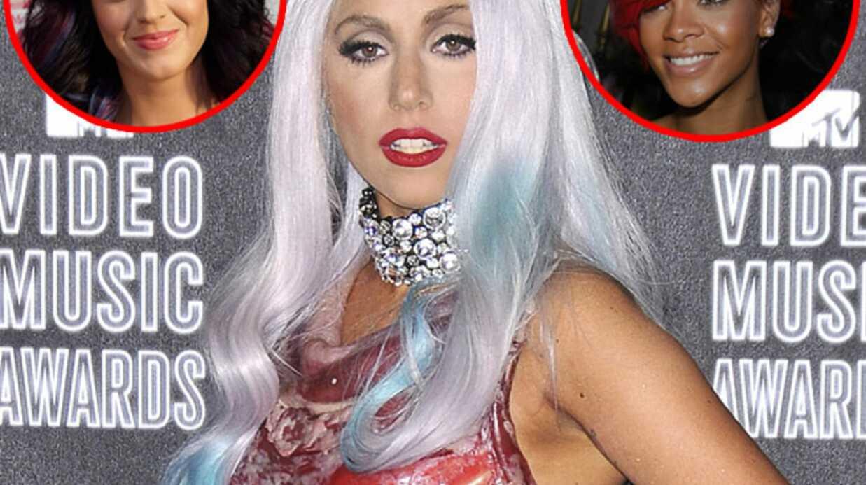 Lady Gaga – Rihanna – Katy Perry: leur astuce look