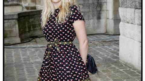 LOOK: Ludivine Sagnier féminine et raffinée chez Louis Vuitton