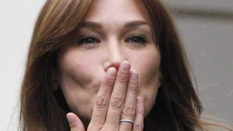 Carla Bruni fait une moins bonne audience que Bernadette Chirac