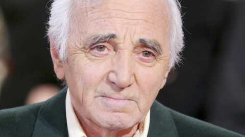 Charles Aznavour au générique du film «Là-Haut»
