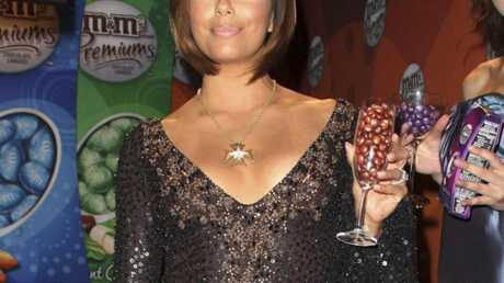 Eva Longoria abuse des sucreries