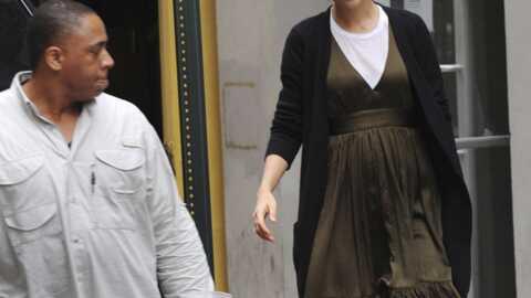 Katie Holmes: son ventre rebondi éveille les soupçons de grossesse