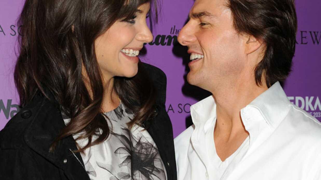 Les cadeaux piquants de Tom Cruise à Katie Holmes