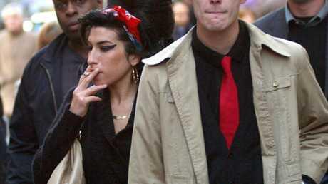 Amy Winehouse Blake libéré de prison?