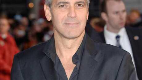 George Clooney Toujours sur le front