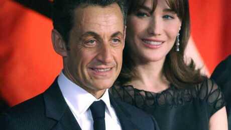 Nicolas et Carla Sarkozy: semaine de détente.