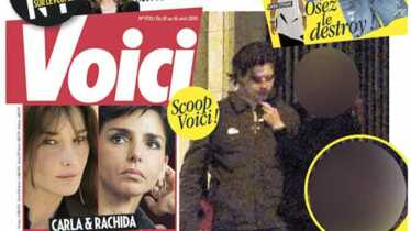 Carla, Rachida… quelle histoire!