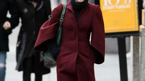IDEE LOOK Cate Blanchett: son manteau pour cet hiver