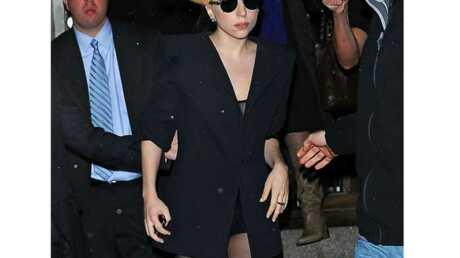 LOOK Lady Gaga est revenue à ses premières amours