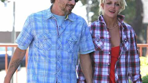 Britney Spears: c'est l'amour fou avec Jason Trawick