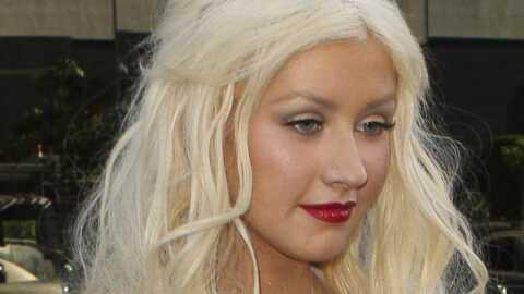 PHOTOS Christina Aguilera presque nue sur le net!