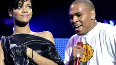 Tabassée par Chris Brown?