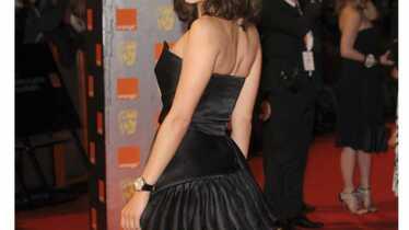 Marion Cotillard, sublime en noir!