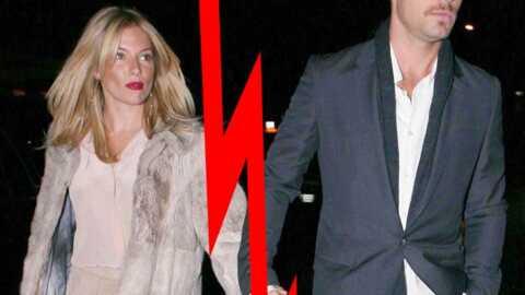 Jude Law et Sienna Miller se sont séparés