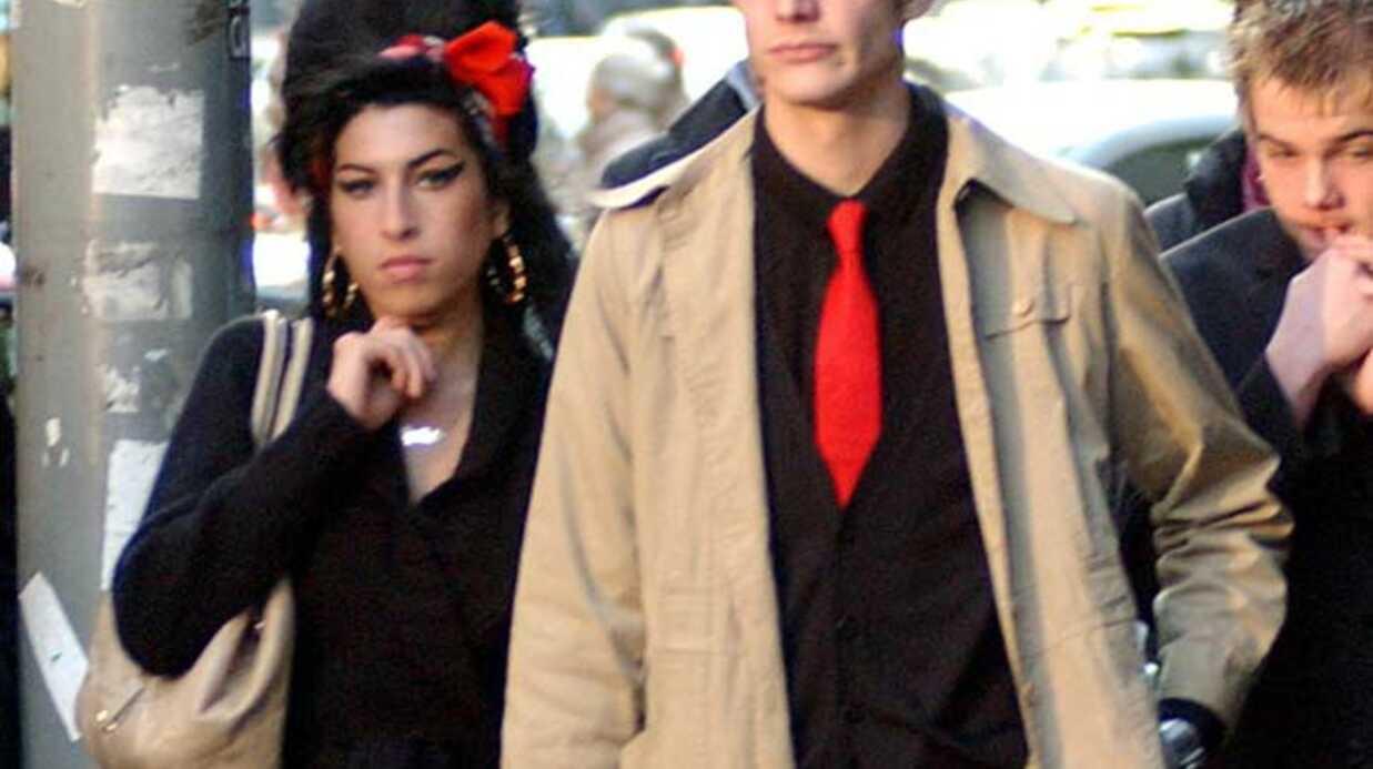 Amy Winehouse Son mari a fait une overdose