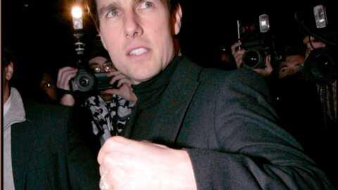 Tom Cruise Mission pas content