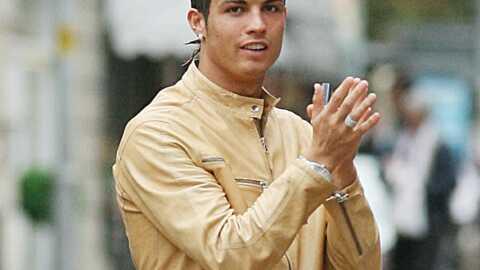 Cristiano Ronaldo grave accident avec sa Ferrari
