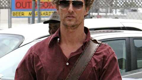 Matthew McConaughey a appelé son fils Levi
