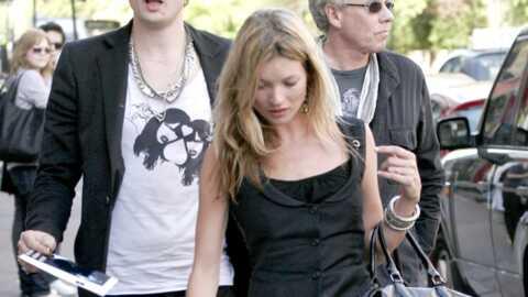 Les textos de Pete Doherty ont eu raison du couple de Kate Moss