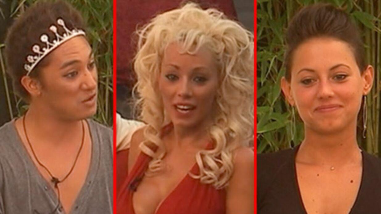 Dilemme: Florian, Cindy et Anaïs éliminés