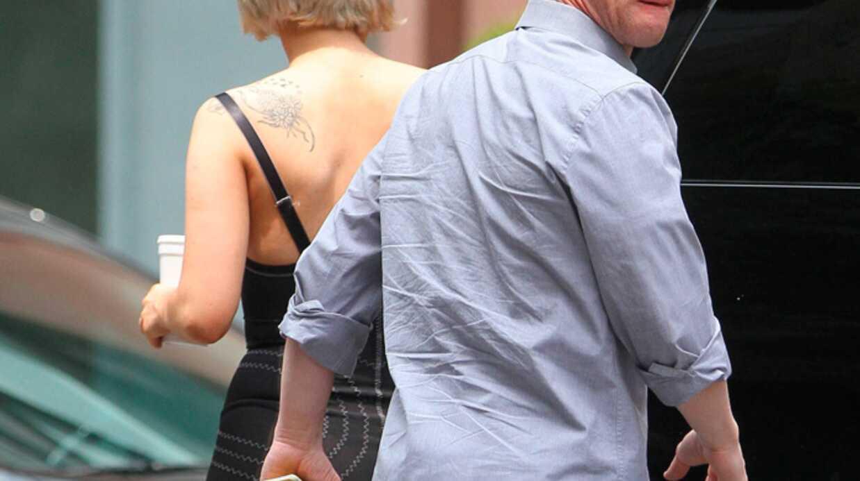 PHOTO Lady Gaga affiche sa cellulite