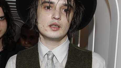 Pete Doherty hospitalisé en France