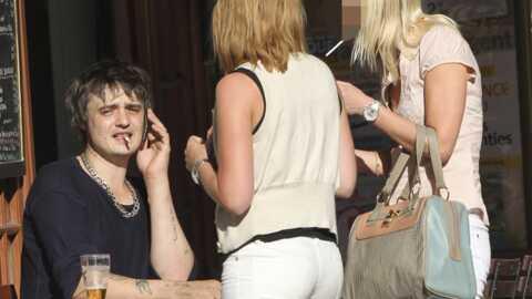 Pete Doherty: les photos juste avant son «hospitalisation»