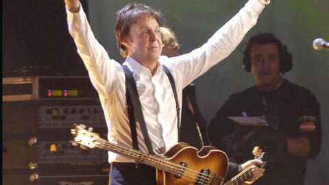 Paul McCartney En pré-retraite!
