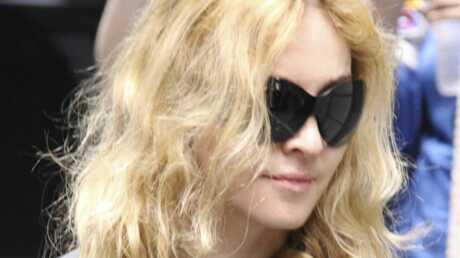 Madonna adopte Mercy aujourd'hui au Malawi