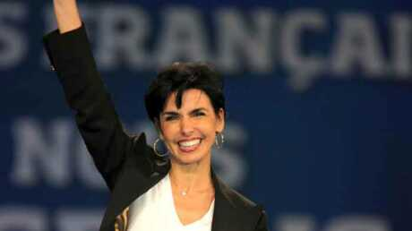 Rachida Dati félicitée par Nicolas Sarkozy