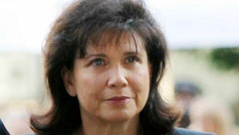 Anne Sinclair est rentrée en France cette nuit