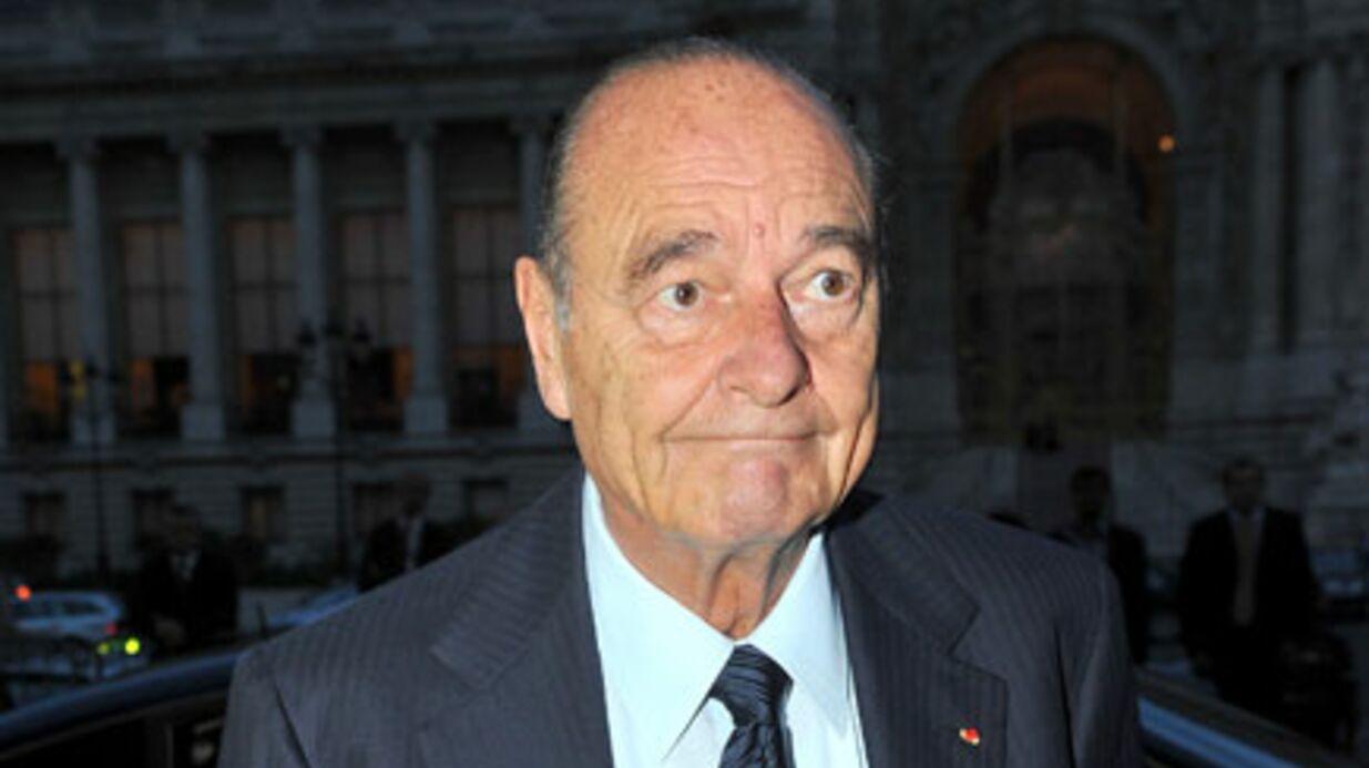 Jacques Chirac interdit d'entrée au casino de Deauville