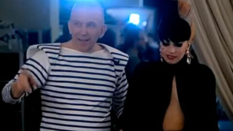 VIDEO Lady Gaga par Jean-Paul Gaultier, le teaser