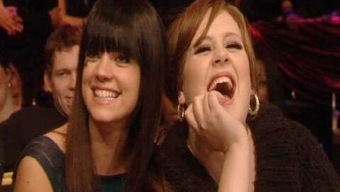 Lily Allen et Adele: l'abus d'alcool les rend farceuses