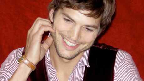 Ashton Kutcher Son passé très chaud