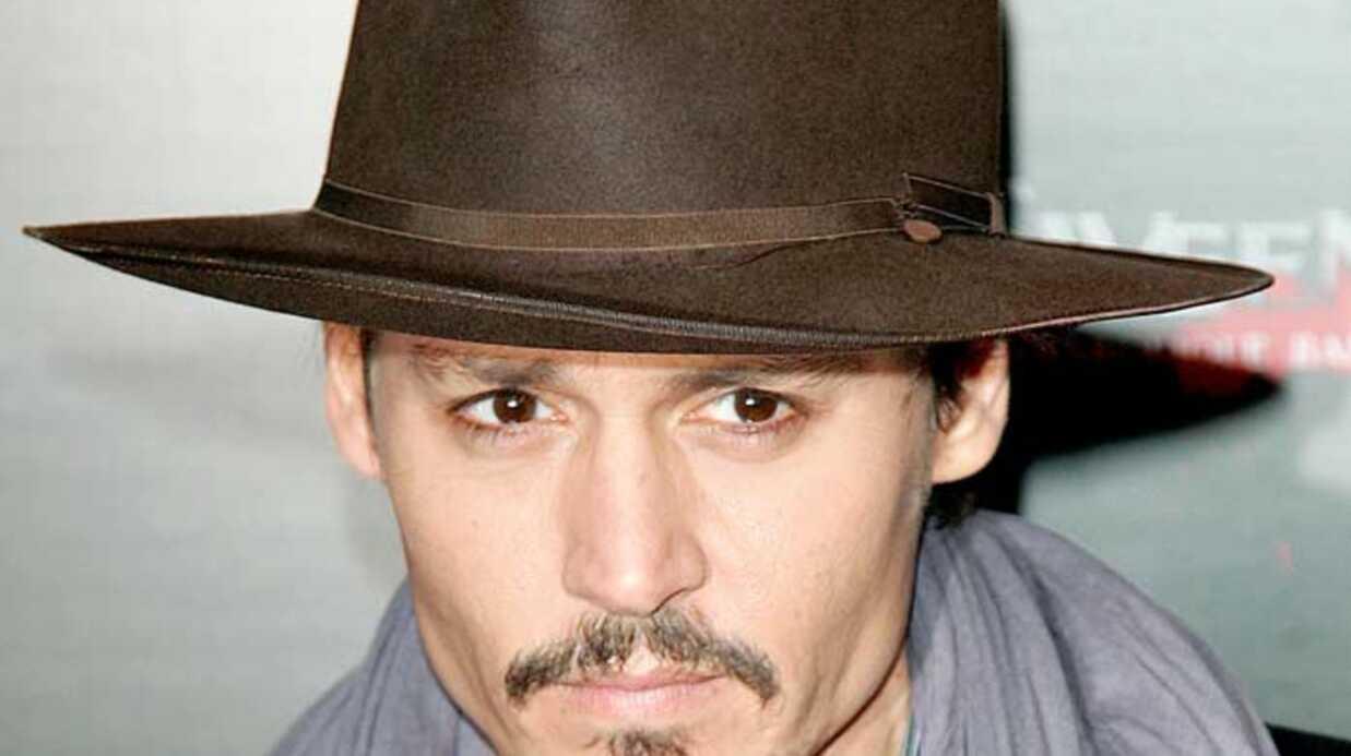 Johnny Depp 91 000 dollars la scène
