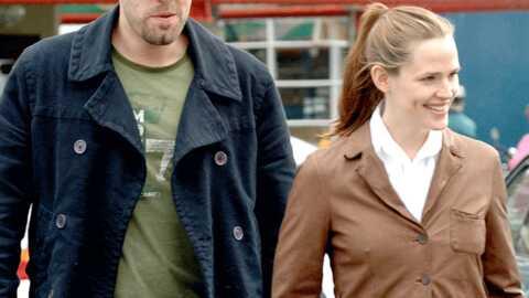 PHOTOS Jennifer Garner et Ben Affleck vous présentent Seraphina!
