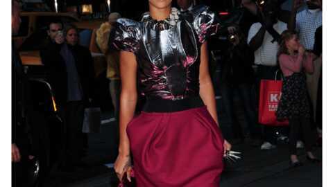 LOOK Rihanna mise une fois de plus sur l'originalité