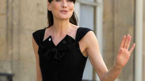 Carla Bruni-Sarkozy: une pub sur sa grossesse censurée